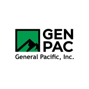 General Pacific, Inc. Logo